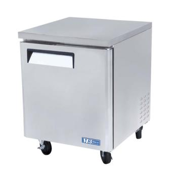 TURMUR28 - Turbo Air - MUR-28 - M3 Series 1 Door Undercounter Refrigerator Product Image