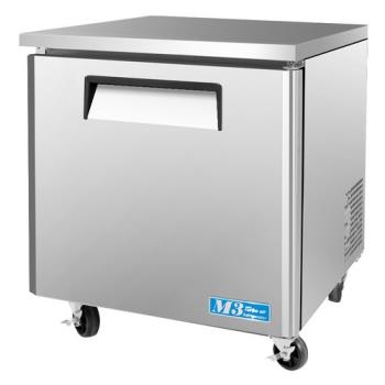 TURMUR28L - Turbo Air - MUR-28L - 28 in Undercounter Refrigerator Product Image