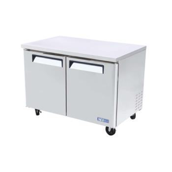 TURMUR48 - Turbo Air - MUR-48 - M3 Series 2 Door 48 in Undercounter Refrigerator Product Image