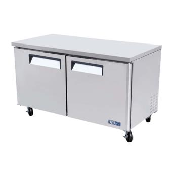 TURMUR60 - Turbo Air - MUR-60 - M3 Series 2 Door 60 in Undercounter Refrigerator Product Image