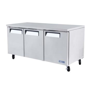 TURMUR72 - Turbo Air - MUR-72 - M3 Series 3 Door Undercounter Refrigerator Product Image