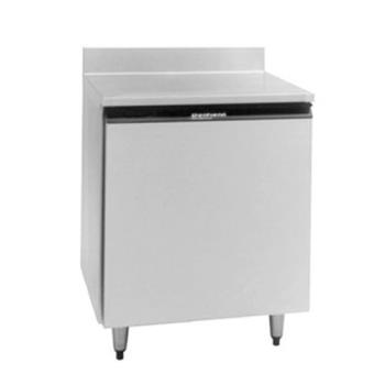 DEL402 - Delfield - 402 - 1 Section 27 1/4 in Compact Work Top Refrigerator Product Image