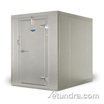 USCCL510710FL - US Cooler - CL510710FL - 6 ft x 8 ft Walk-In Cooler With Floor Product Image