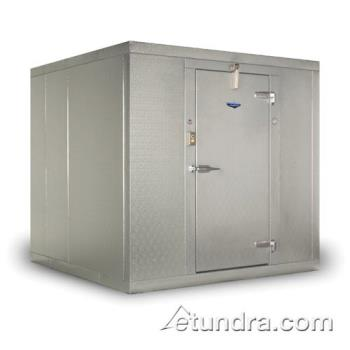 USCCL710710FL - US Cooler - CL710710FL - 8 ft x 8 ft Walk-In Cooler with  Floor Product Image