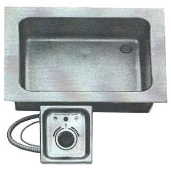 761083 - Commercial - 120V/1500W Drop-In Food Warmer Product Image
