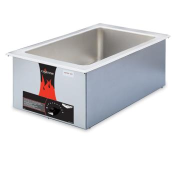VOL72001 - Vollrath - 72001 - Cayenne® S/S Drop-In Warmer Product Image