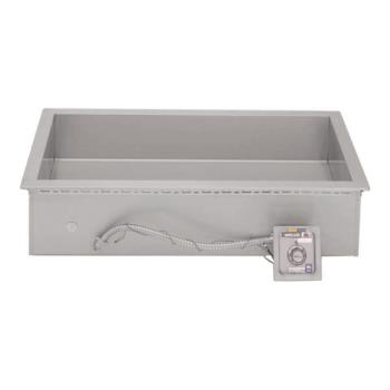 "WELHT400 - Wells - HT400 - Built-In Bain Marie Warmer w/ 53 3/4"" Opening Product Image"
