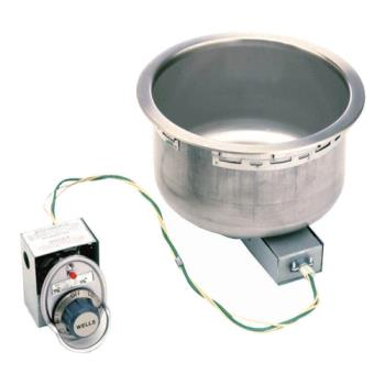 761086 - Wells - SS8D - Built-In 7 qt Warmer w/ Drain Product Image
