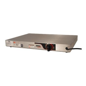 "62435 - APW Wyott - WS-2 - 24"" Freestanding Heated Shelf Product Image"