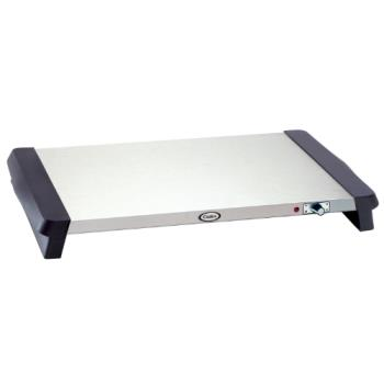 CDOWT10S - Cadco - WT-10S - 20 1/2 x 14 in Stainless Steel Countertop Warming Shelf Product Image
