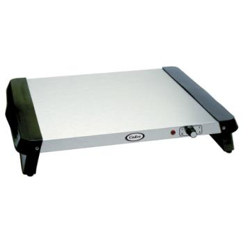 CDOWT5S - Cadco - WT-5S - 13 7/8 x 14 in Stainless Steel Countertop Warming Shelf Product Image