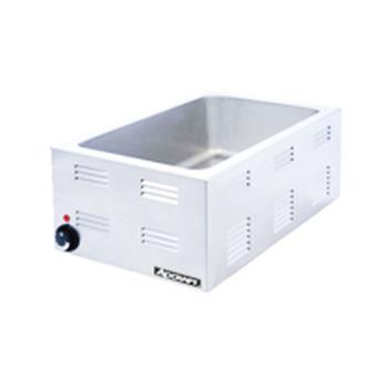ADMFW1500W - Adcraft - FW-1500W - 4/3 Size Countertop Food Warmer Product Image