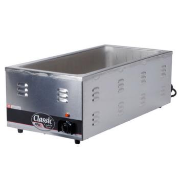 66369 - APW Wyott - CW-3A - 12 in x 27 in Countertop Wamer/Cooker Product Image