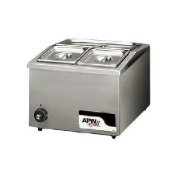 62399 - APW Wyott - W-6 - Electric Countertop Food Pan Warmer Product Image