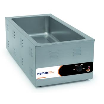 62409 - Nemco - 6055A-43 - (4) 1/3 Size Countertop Food Warmer Product Image