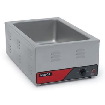 62450 - Nemco - 6055A - Full Size Countertop Food Warmer Product Image