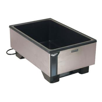 62408 - Vollrath - 71001 - Cayenne® Full Size Countertop Hot Food Merchandiser Product Image