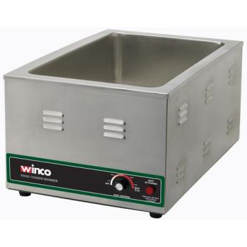 99302 - Winco - FW-S600 - 120V Electric Food Warmer/Cooker Product Image