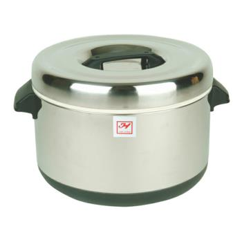THGSEJ72000 - Thunder Group - SEJ72000 - 40 cup Stainless Steel Rice Warmer Product Image