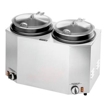 TOM1014697 - Tomlinson - 1014697 - 8 Qt. Dual Food Warmer Product Image