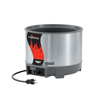 VOL72021 - Vollrath - 72021 - Cayenne® 11 Qt. Round Heat 'N Serve Rethermalizer Unit Product Image