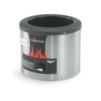 VOL72430 - Vollrath - 72430 - Cayenne® Round Countertop Food Warmer Kit Product Image
