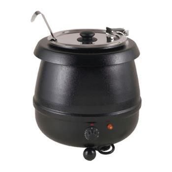 62429 - Alfa - SW6000 - 10 1/2 Qt Electric Soup Warmer Product Image