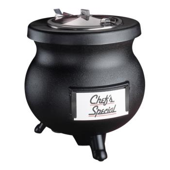TOM1007683 - Tomlinson - 1007683 - Frontier® 12 Qt. Deluxe Soup Kettle Product Image