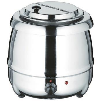99301 - Winco - ESW-70 - Stainless Steel Soup Warmer Product Image
