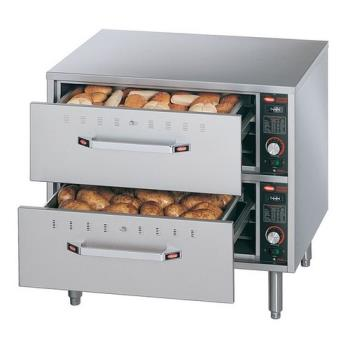 HATHDW2120QS - Hatco - HDW-2-120 - Freestanding 2-Drawer Warming Drawer Product Image