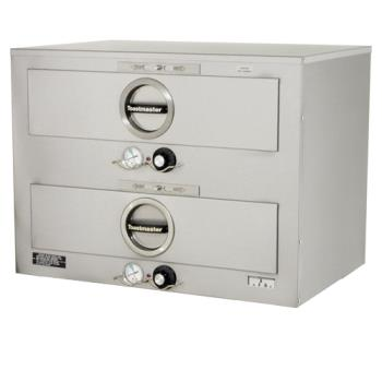 TOA3B84DT72 - Toastmaster - 3B84DT72 - 2 Drawer 208/240V Free-Standing Warmer  Product Image
