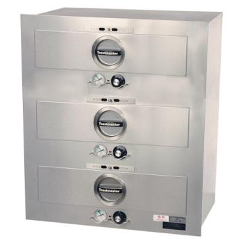 TOA3C80AT09 - Toastmaster - 3C80AT09 - 3 Drawer 29 in x 19 in 120V Built-In Warmer Product Image