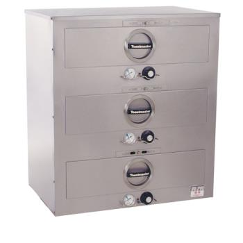 TOA3C84DT72 - Toastmaster - 3C84DT72 - 3 Drawer 208/240V Free-Standing Warmer Product Image