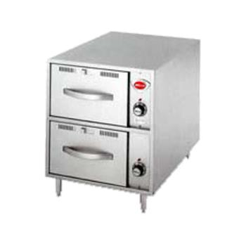 WELRWN2 - Wells - RWN-2 - Narrow Freestanding Warmer w/ 2 Drawers Product Image