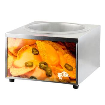 STA11WLA - Star - 11WLA - 11 Qt Lighted Food Warmer Product Image