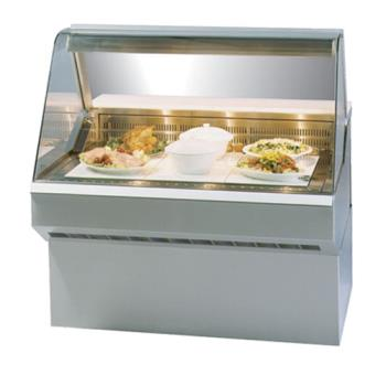 "FEDSQ3HD - Federal - SQ-3HD - Market Series 36"" Hot Deli Case Product Image"