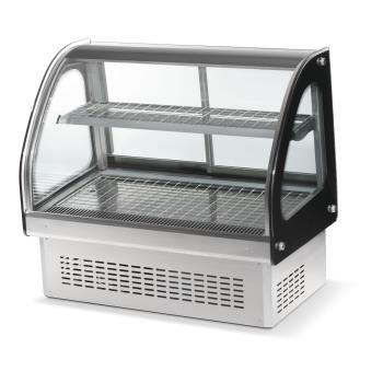 VOL40845 - Vollrath - 40845 - 36 in Drop-In Heated Display Cabinet Product Image