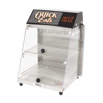 NEMGS1405 - Global Solutions - GS1405 - 2-Tier Hot Food Merchandiser Product Image