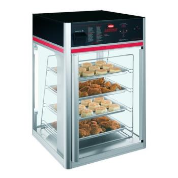HATFSDT1X120QS - Hatco - FSDT-1X-120 - 1 Door 4-Tier Flav-R-Savor® Hot Food Merchandiser Product Image