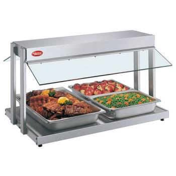 HATGRBW24120QS - Hatco - GRBW-24-120 - 24 in Glo-Ray® Countertop Buffet Warmer Product Image