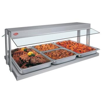 HATGRBW48120QS - Hatco - GRBW-48-120 - 48 in Glo-Ray® Countertop Buffet Warmer Product Image