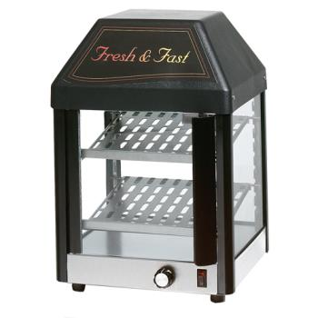 "STA12MCPT - Star - 12MCPT - Pass Through 12"" Hot Food Merchandiser Product Image"