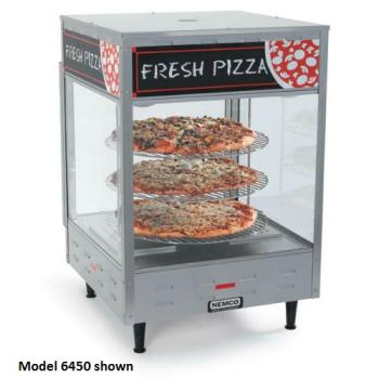 NEM64504 - Nemco - 6450-4 - 12 in 4-Tier Pizza Merchandiser Product Image