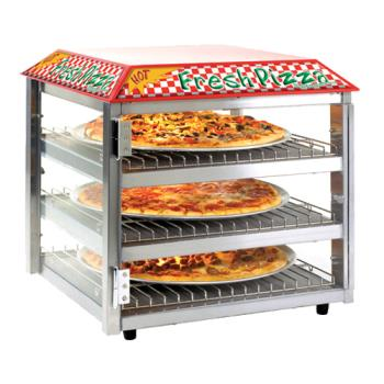 "TOM1023226 - Tomlinson - 1023226 - 19"" Pizza & Snack Merchandiser #513FC Product Image"