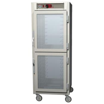 IMEC599SDCU - Metro/Intermetro - C599-SDC-U - C5™ 9 Series Heated Holding/Proofing Cabinet w/ Full Size Clear Dutch Doors Product Image
