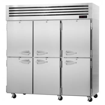 TURPRO776H - Turbo Air - PRO-77-6H - 6 Solid 1/2-Door PRO Series Reach-In Heated Cabinet Product Image