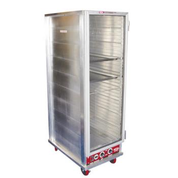 WNHINHPL1836C - Win Holt - INHPL-1836C - Insulated Heater Proofer Cabinet with Clear Door Product Image