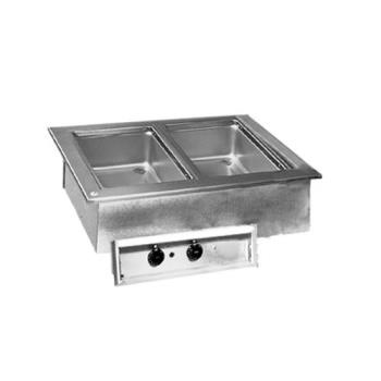 DELN8717D - Delfield - N8717-D - 1 Pan 17 7/8 in Drop-In Heated Electric Food Well Product Image
