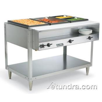 VOL38004 - Vollrath - 38004 - Servewell® 480 Watt 4 Well Hot Food Table Product Image