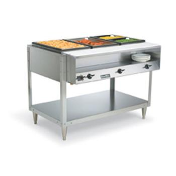 95410 - Vollrath - 38103 - Servewell® 700 Watt 3 Well Hot Food Table Product Image